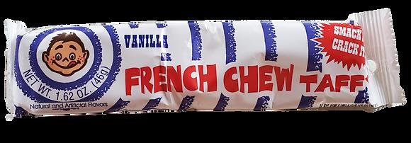 French Chew Taffy - Vanilla