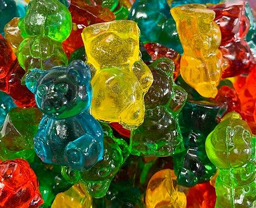 1/4 lb 3D Bears
