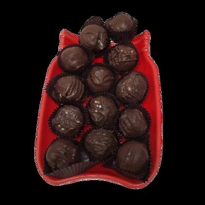 Dark Chocolate Mound of Coconut