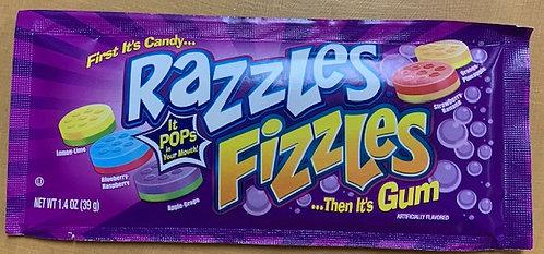 Razzles Fizzies