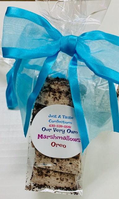 Homemade Oreo Marshmallows