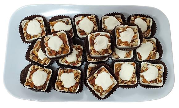 1/4 lb Purtles - White Chocolate