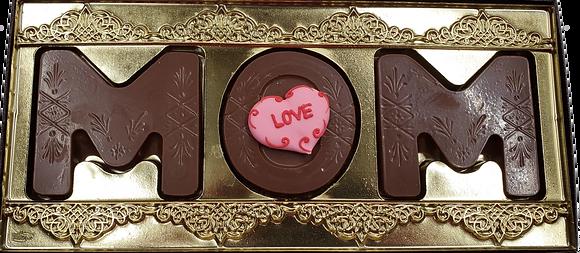 Solid Chocolate MOM Gift Box