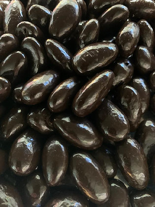 1/4 lb Almonds - Dark Chocolate Covered