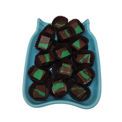 1/4 lb Dark Chocolate Mint