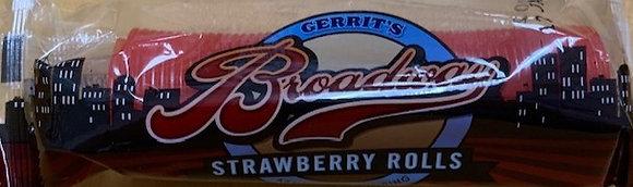 Broadway Strawberry Rolls