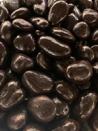 1/4 lb Dark Chocolate Covered Raisins