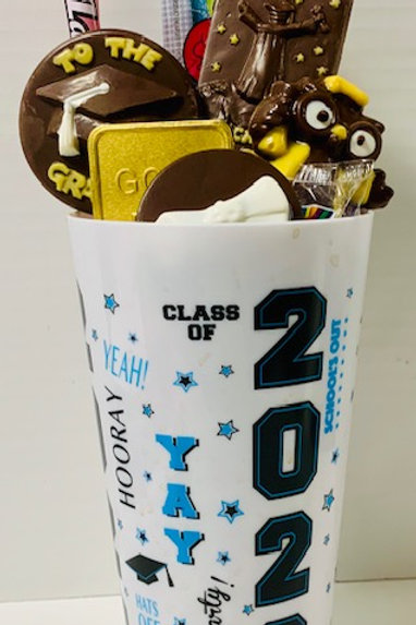 Graduation Candy Cup