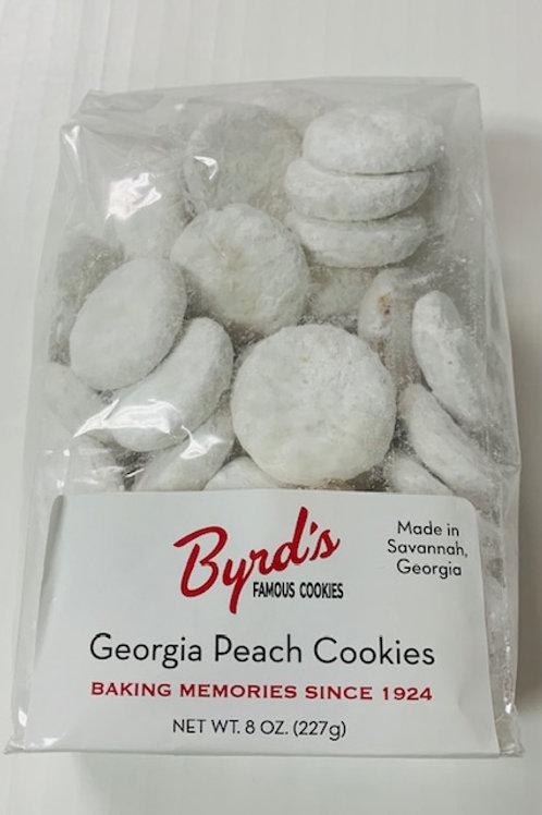 Byrd's Georgia Peach Cookies