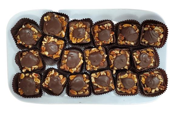 1/4 lb Purtles - Dark Chocolate