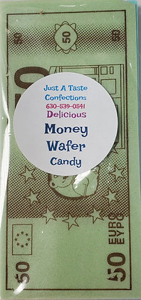 Money Wafer Candy