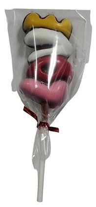 LOVE Chocolate Lollies