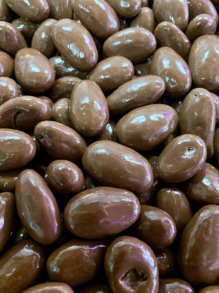 1/4 lb Almonds - Milk Chocolate Covered