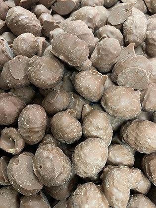 1/4 lb Peanuts - Chocolate Peanut Butter