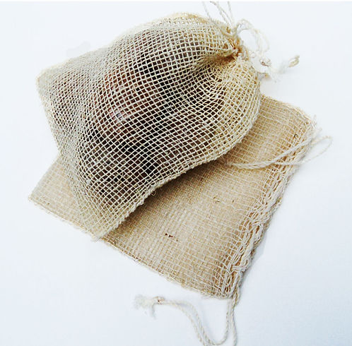 Agave Drawstring Pouch