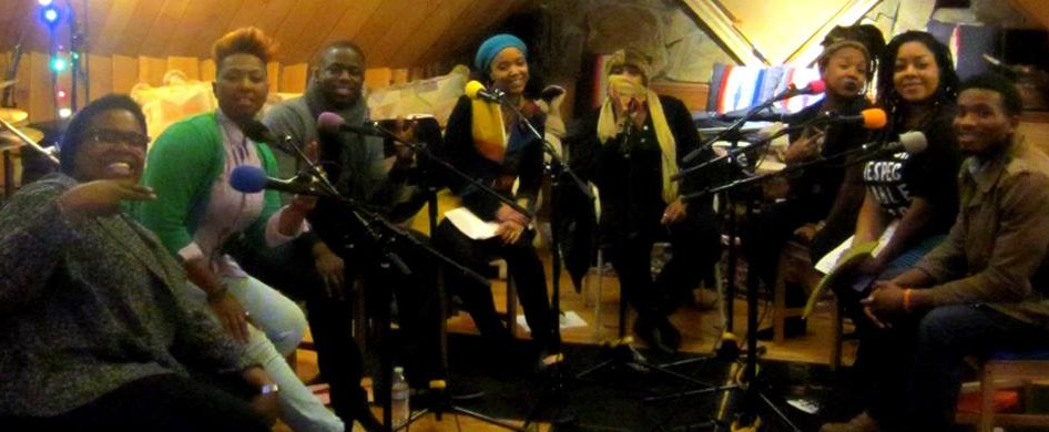 Podcast: ChicksBurgh Spoken Word