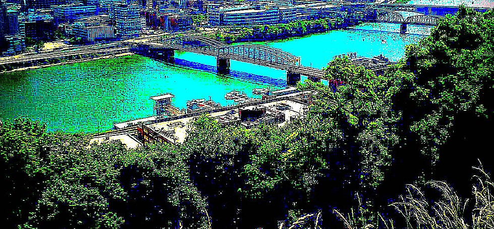 Pittsburgh Landscape