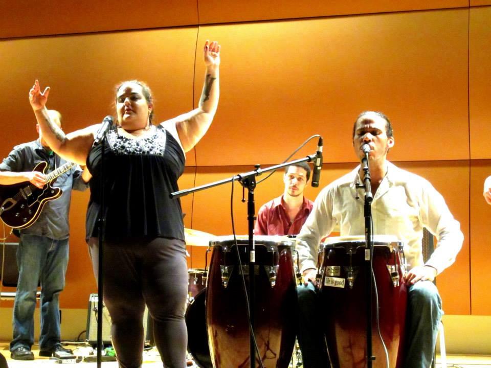 Guaracha Latin Dance Band & Phat Man Dee