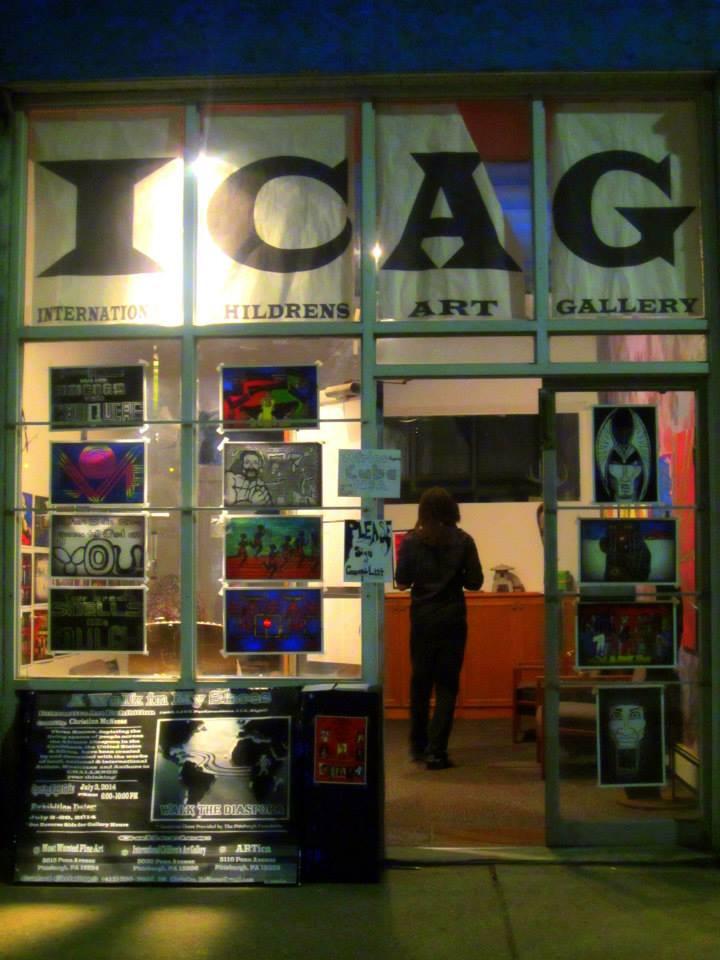 I.C.A.G. Gallery: Versatyl Vizionz Exhibition
