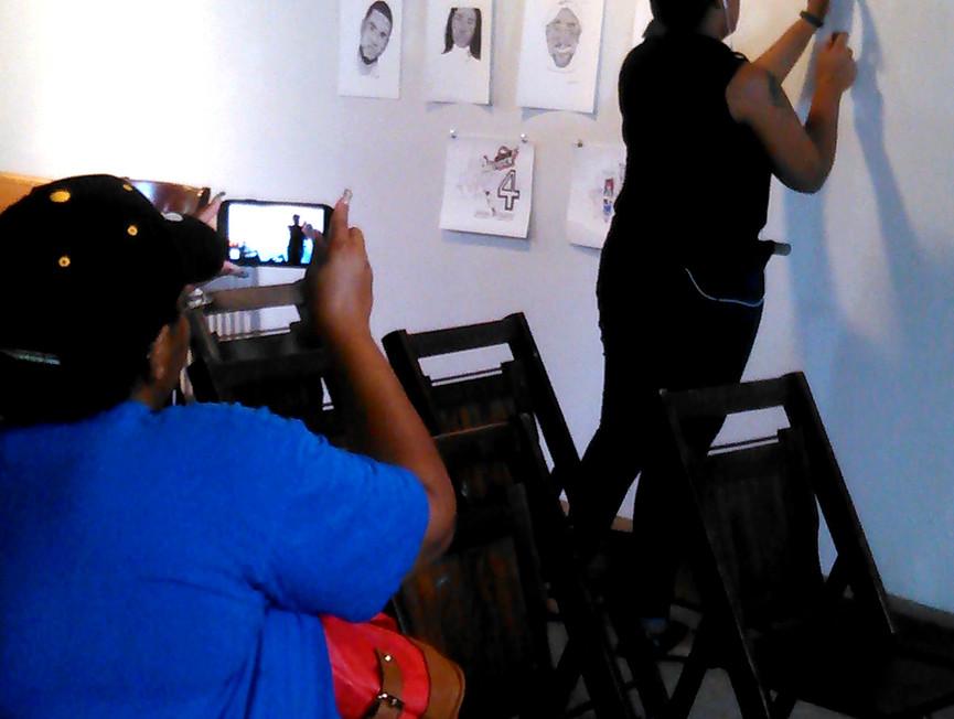 I.C.A.G. Gallery: Cuban Family