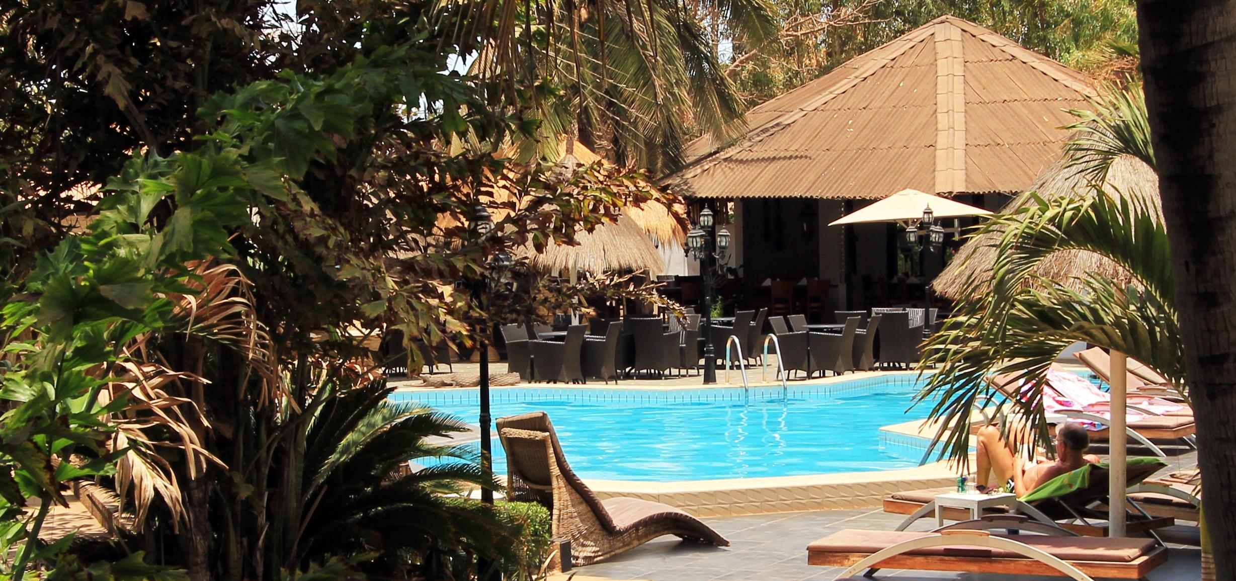 Bakotu Hotel, Kotu Beach, The Gambia