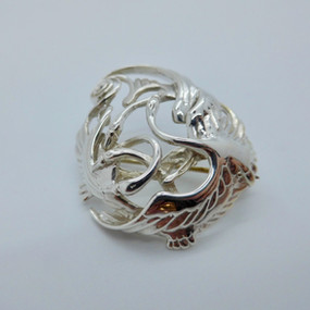 SOLD Swirl Design Brooch £19.95