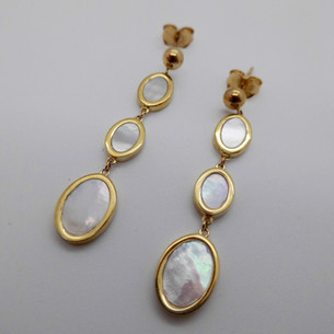 Mother of Pearl Earrings £225.00