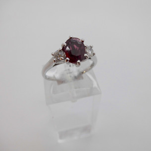 Ruby and Diamond Ring £1950.00