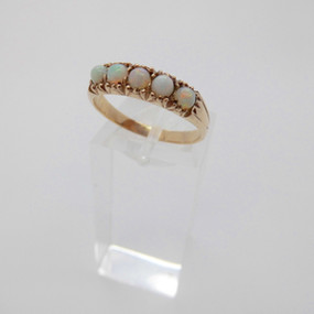 Opal Ring £89.95 SOLD