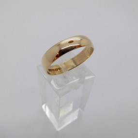 Yellow Gold Ring £160.00