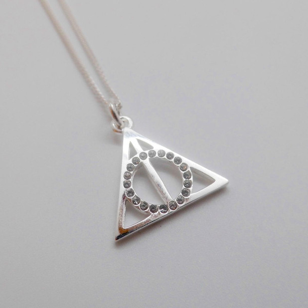 Deathly Hallows Pendant £58.00