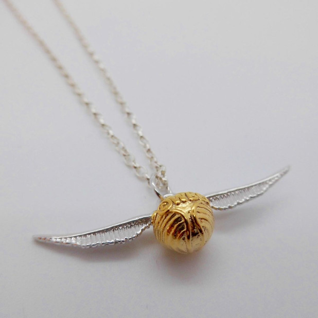 Golden Snitch Pendant £95.00