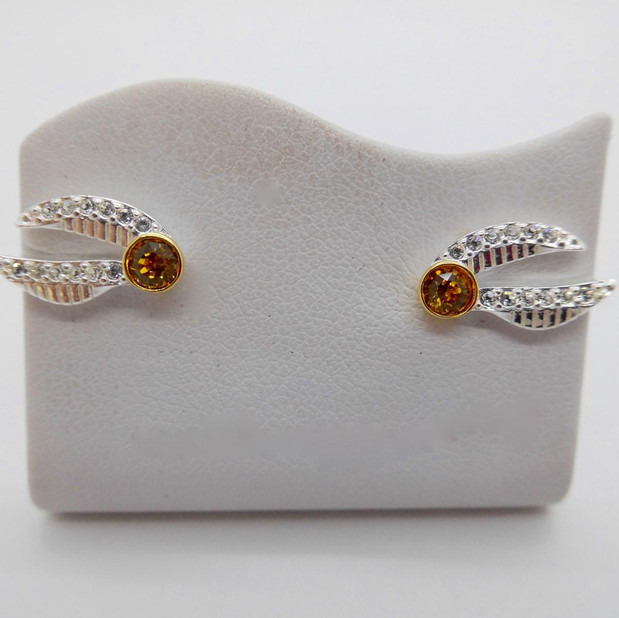 Golden Snitch Studs   £38.00