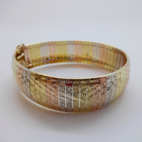 Three Colour Bracelet £1575.00