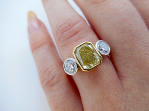 Naturally Yellow: A quick guide to a rare gemstone