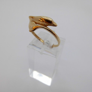 SOLD Dolphin Ring £75.00