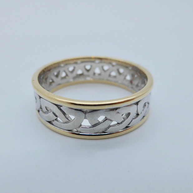Celtic Ring  £295.00 SOLD