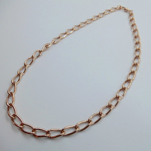 9ct Rose Gold Chain £1660.00