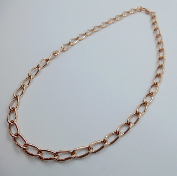 9ct Rose Gold Chain £1395.00