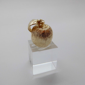 Yellow Gold Apple £430.00 SOLD