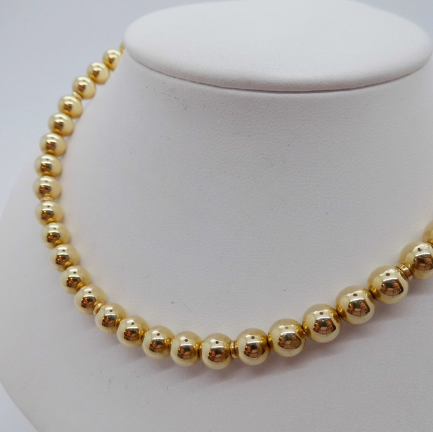 Yellow Gold Necklet £1675.00