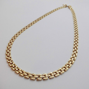 Brick Link Chain £825.00 SOLD
