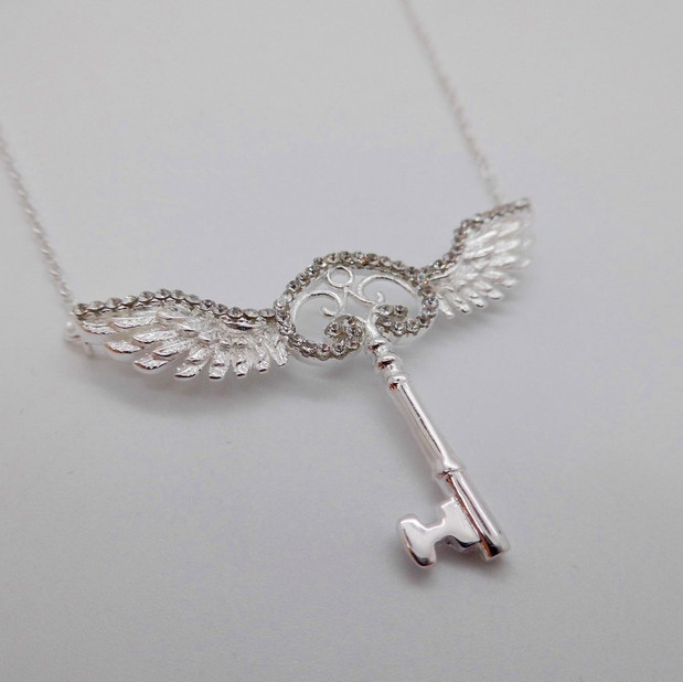 Flying Key Pendant £70.00