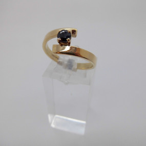 SOLD Sapphire Ring £99.50