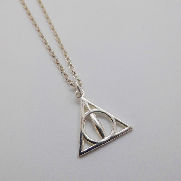 Deathly Hallows Necklet  £80.00