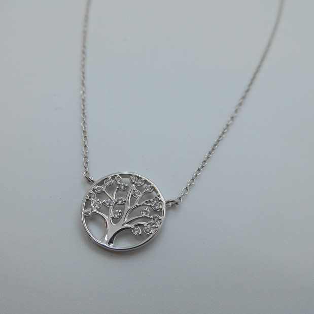 Silver Tree of Life £24.95