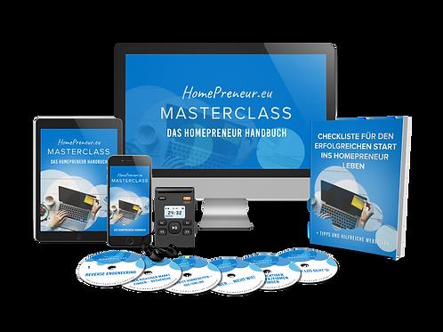 HomePreneur Masterclass Audio Kurs