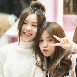 Pun & Tarwaan BNK48