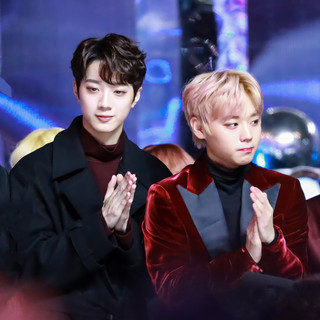 Lai Kuanlin & Park Jihoon [WannaOne]