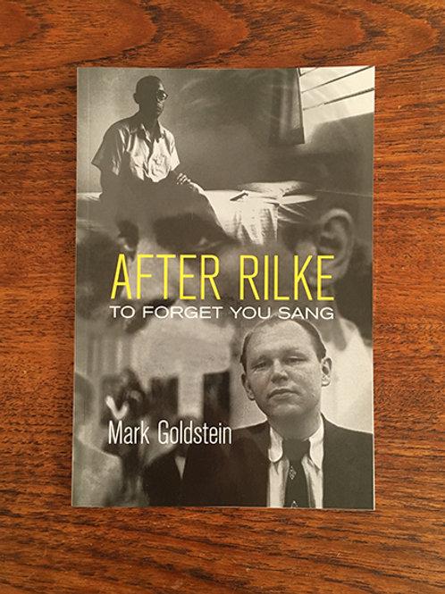 After Rilke
